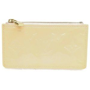 Louis Vuitton 872282 Perle Vernis Coin Pouch